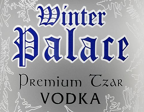 Winter Palace Vodka